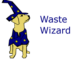 Department of Waste Management's Waste Wizard