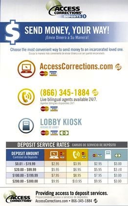 View AccessCorrections Flyer (PDF)