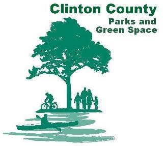 Clinton County Parks and Green Space logo