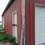 Maintenance Barn (Before)